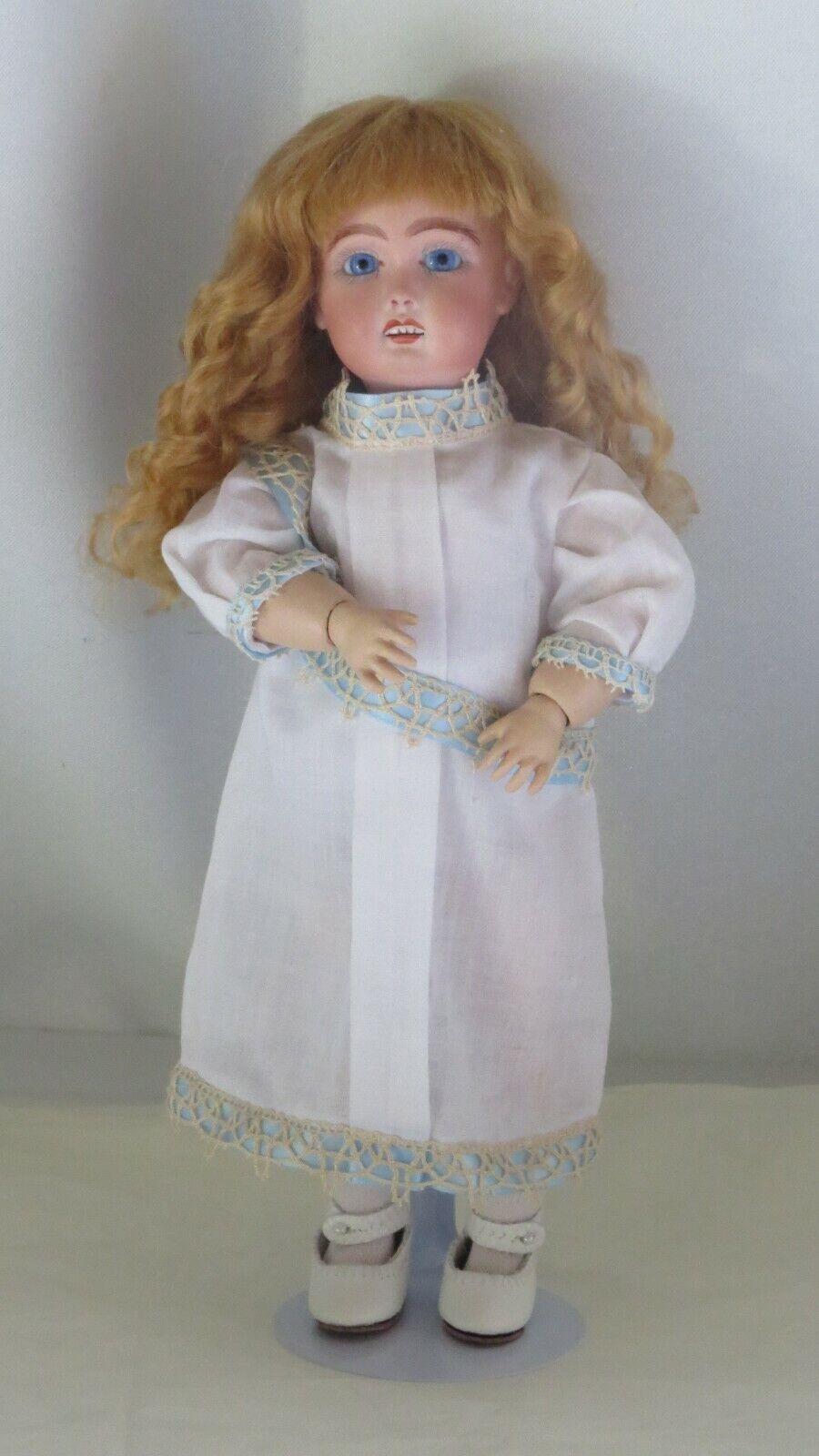 bluette Jumeau Ref  JA  27 cm  Poupée ancienne  Reproduction  Antique  Doll