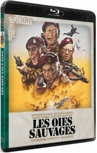 The-Geese-Wild-Roger-Moore-Richard-Harris-Blu-Ray-New-Blister-Pack