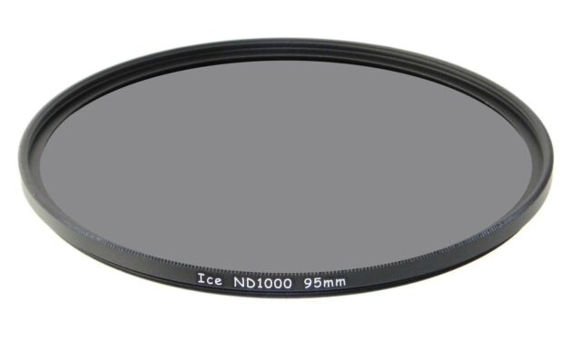 ICE 67mm ND1000 Filter Neutral Density ND 1000 67 10 Stop Optical Glass NEW