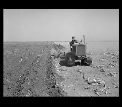 Farm House 1936 Kansas DUST BOWL PHOTO Great Depression Farm Boy DUST STORM