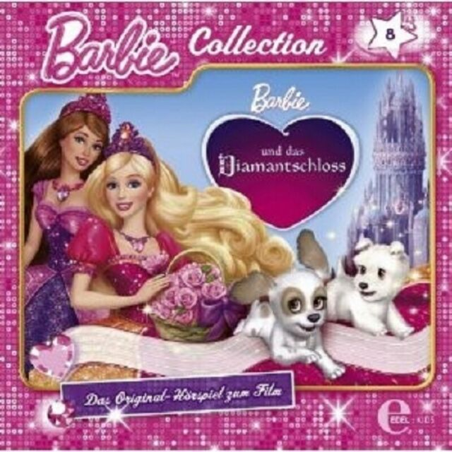 BARBIE: COLLECTION (8) - DIAMANTSCHLOSS  CD NEU