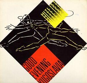 Hitlist-buenas-noches-Yugoslavia-V-2379-A1U-B2U-temprano-prensa-UK-1986-Lp-PS-en-muy-buena-condicion