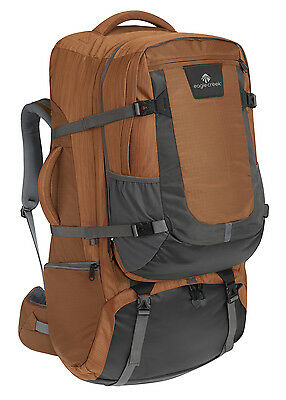 Eagle Creek 75l Women Travel Day Back Pack Hike Luggage Bag Airline Laptop Tnf A Duurzame Modellering