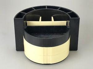 60er-70er-Jahre-Stifthalter-Stiftebox-Utensilio-Halter-Space-Age-Design-60s-70s