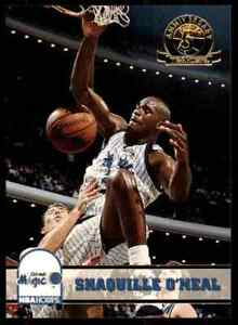 1992-93-Hoops-5th-Anniversary-Gold-Shaquille-O-039-neal-RC-Magic-155