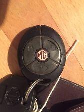 Used Rover / MG Remote Key Fob - Genuine Part (Pektron)
