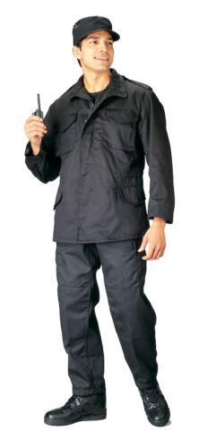 Rothco 8444 Black M-65 Field Jacket