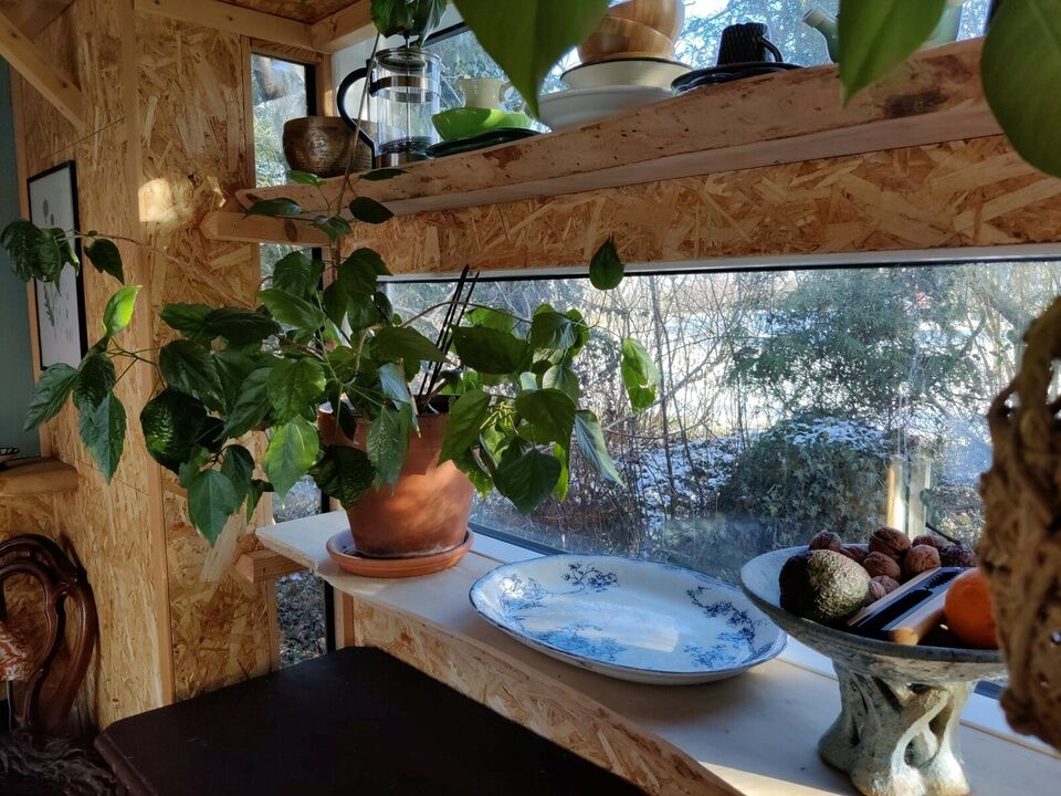 Container bolig/Tiny house