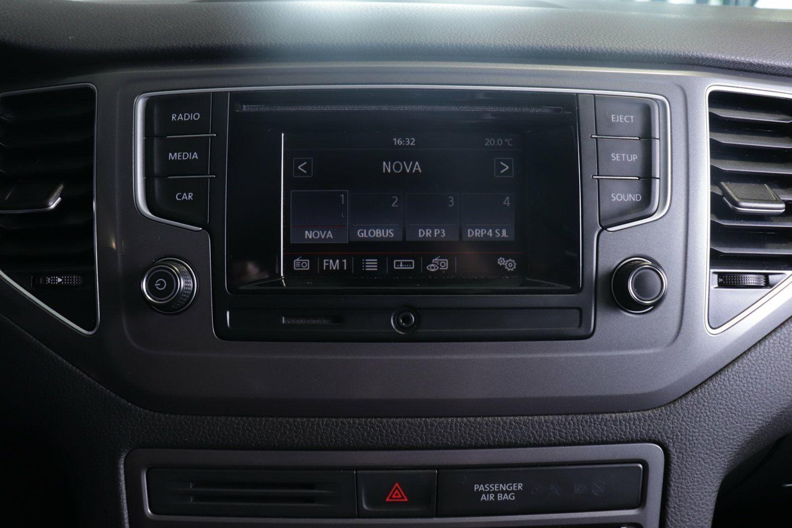 VW Golf Sportsvan TSi 115 BlueMotion DSG