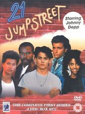 21 Jump Street - The Complete First Season DVD  Johnny Depp, Tony Dakota