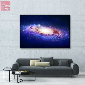 Milky Way Art Print Home Decor Wall Art Poster G