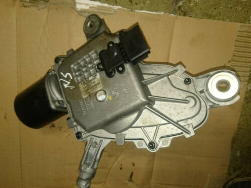 CITROEN C4 PICASSO 07-12 FRONT DRIVER AND PASSENGER SIDE WIPER MOTOR