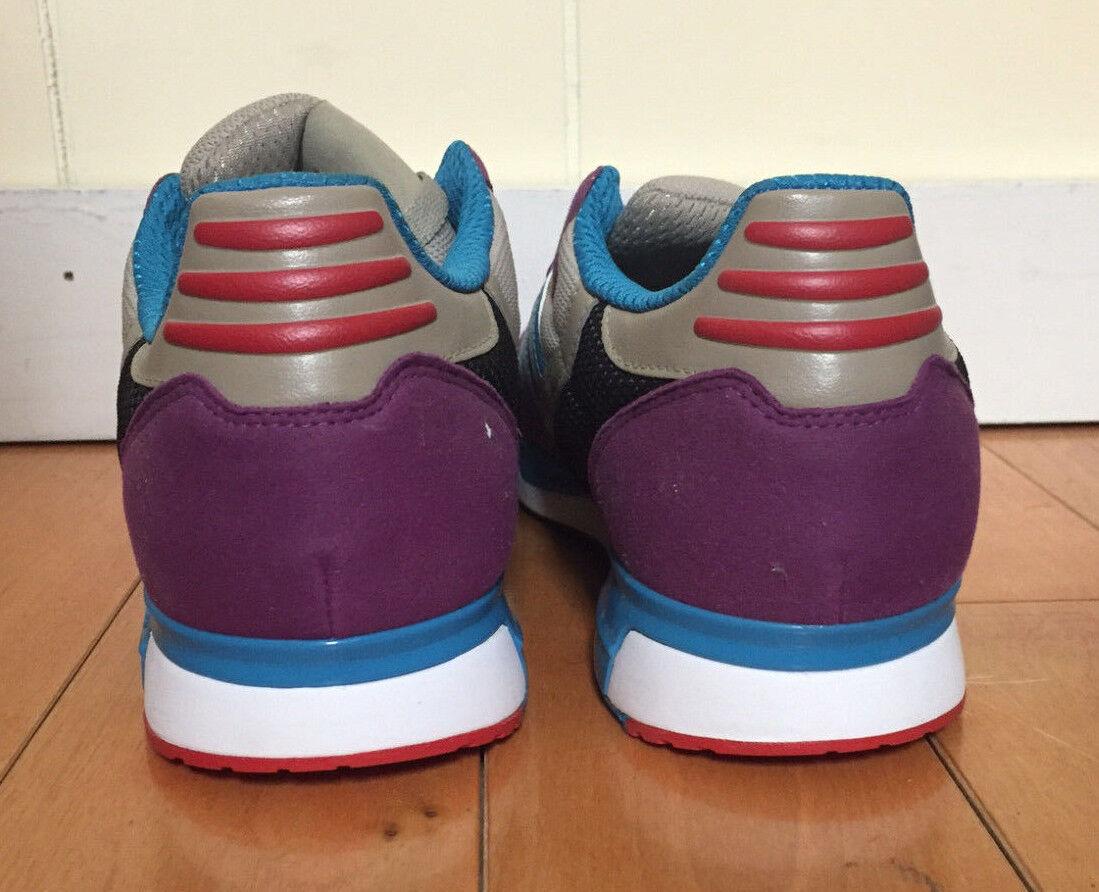 Adidas zx 800 violett - weiße schwarz - blau blau blau - rot laufen frauen wmns sz 6 912390 e5e866