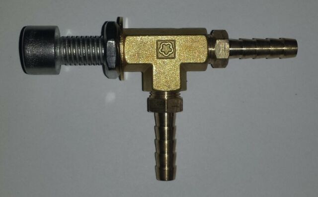 Universal Manual Boost Controller - Ball and Spring Valve