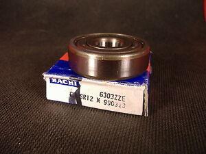 Bearing 6303-2Z C3 SKF brand metal shields 6303-ZZ ball bearings 6303 Z