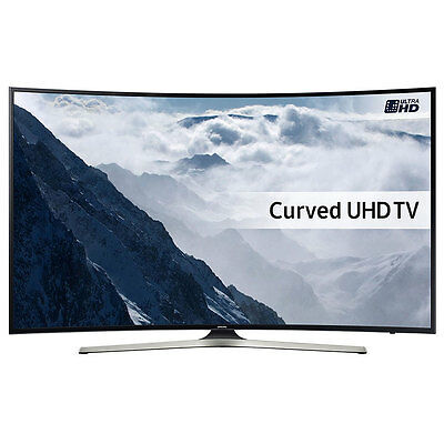 Samsung 65 inch Smart 4K Ultra HD HDR Curved TV