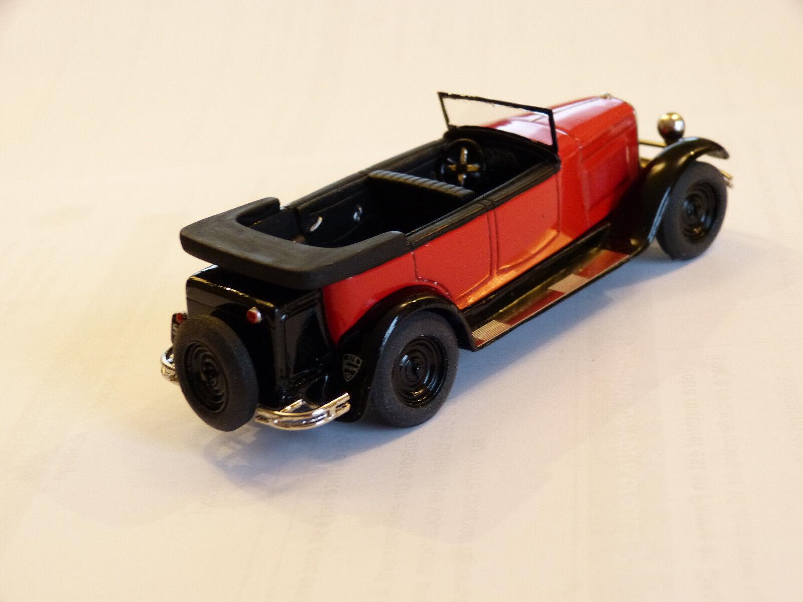 Kit pour miniature auto CCC   Peugeot 183 le le le 12 six torpédo 1928 référence 215 A d89555