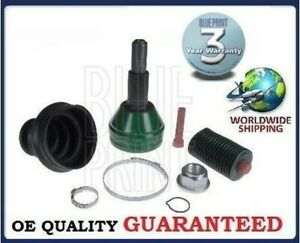 FOR VAUXHALL ANTARA 2.0DT CDTi 2.4i 2007-2011 OUTER CV CONSTANT VELOCITY JOINT