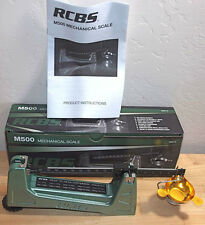 RCBS Model M500 Mechanical Reloading Scale-(98915)-NIB