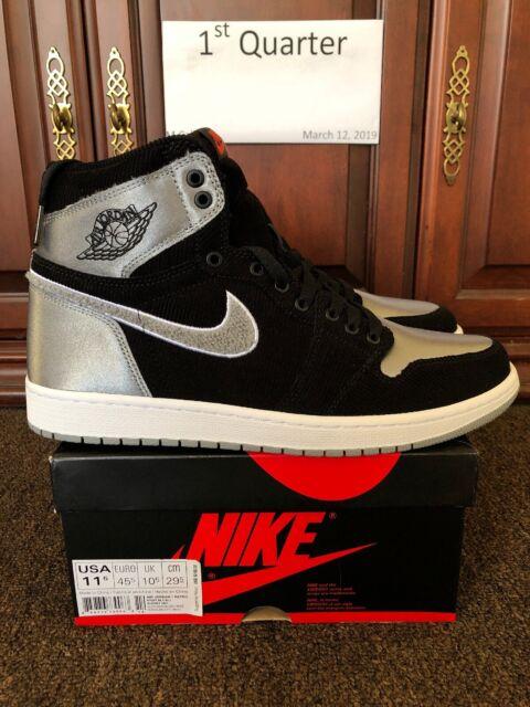 innovative design df607 f2044 Nike Air Jordan 1 Retro High OG Aleali May Blk Shadow AJ5991-062 SZ 11.5  UNDFTD