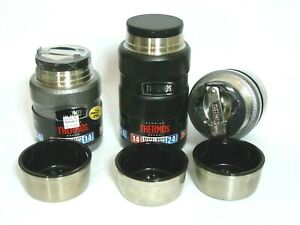 Thermos Stainless Steel  Vacuum Insulated Food Jars: 16 Oz(free spoon) or 24 Oz