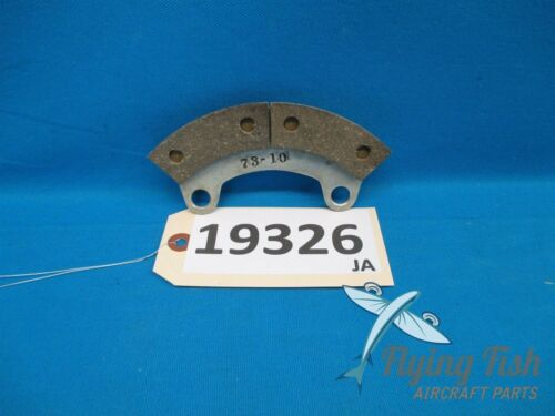19326 073-01000 New Old Stock 73-10 Cleveland Brake Pressure Plate P//N