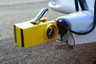 Streetwize Universal Guardian Coupling Hitch Lock 110 X 110mm - SWTT125