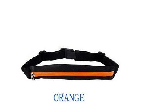 Sports Fanny Pack Belly Waist Bum Bag Fitness Jogging Cycling Belt Pouch GYM
