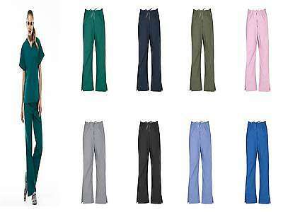 Scrubs Medical, Dental, Vet, Womens Classic Pant XS-5XL