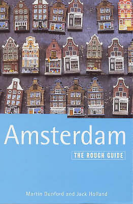 Good, The Rough Guide to Amsterdam, Holland, Jack, Dunford, Martin, Book