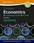 Complete Economics for Cambridge IGCSE & O Level Workbook by Terry L. Cook, Brian Titley (Paperback, 2017)