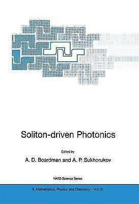 1 of 1 - USED (GD) Soliton-driven Photonics (Nato Science Series II:)