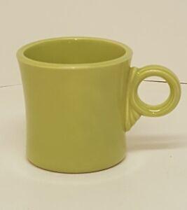 Fiestaware-Chartreuse-Mug-Vintage-Fiesta-1950-Green-Tom-and-Jerry-Mug