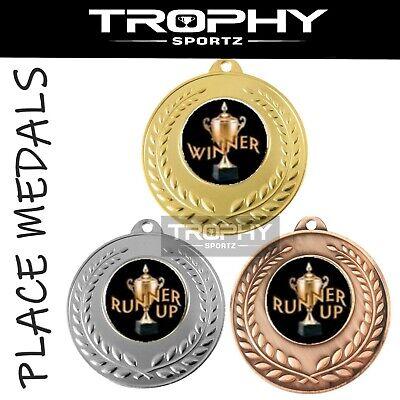 1 x DANCE 50mm RHYTHMIC GYMNASTICS medal trophy award FREE Engraving Ribbon POST