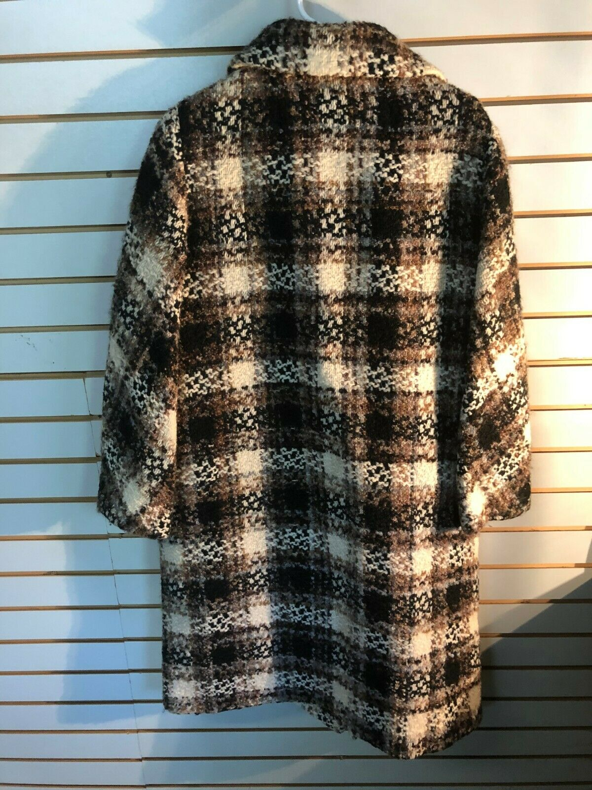 Vintage Women's Youth Craft Multi-Color Wool Line… - image 4