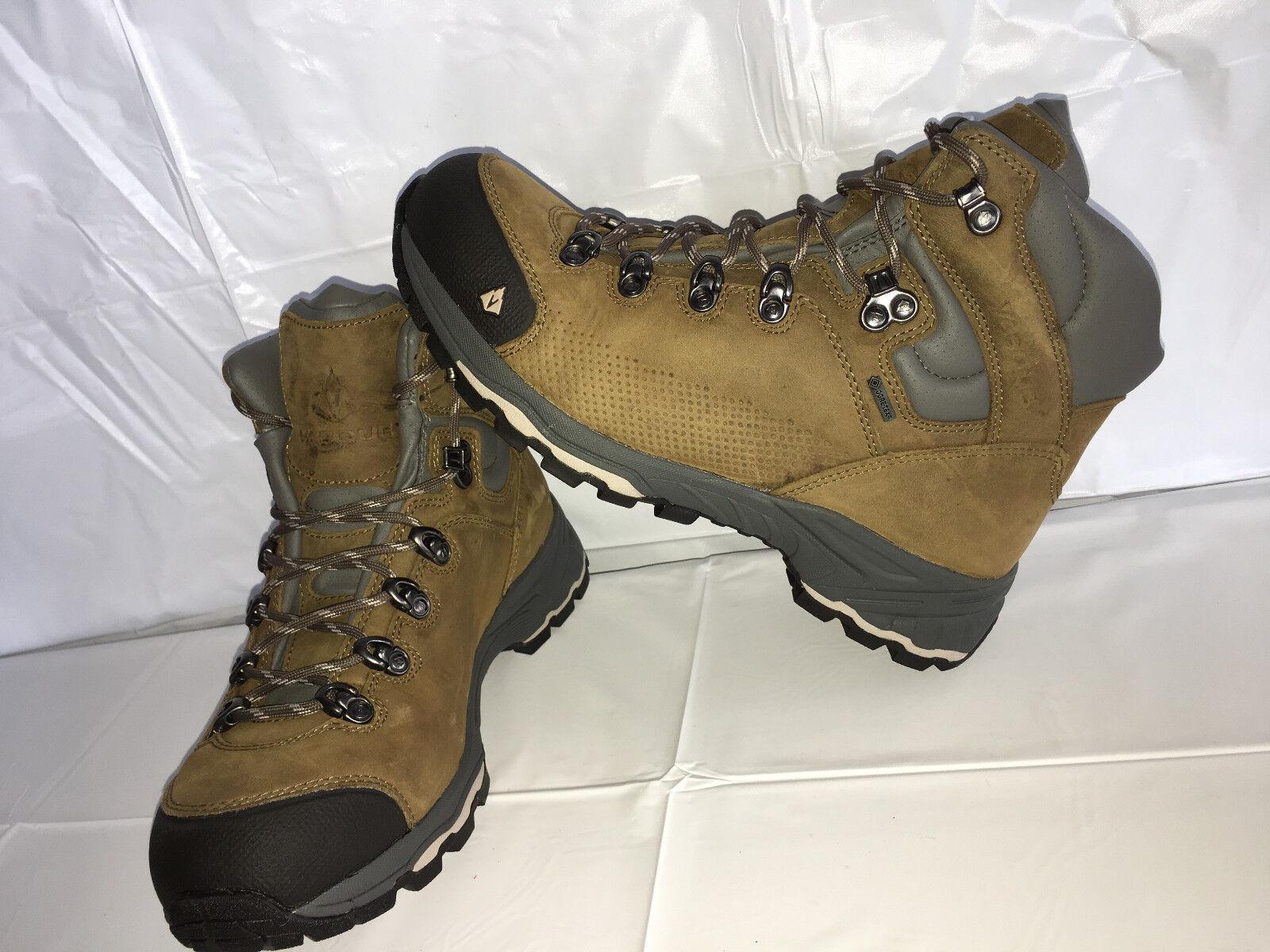 VASQUE ST ELIAS GTX Hiking Stiefel damen Größe US 10 Wide  braun Leather  250
