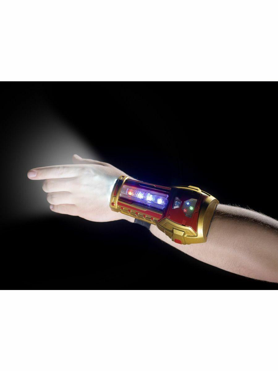 Flashing Superhero Wristband Accessory