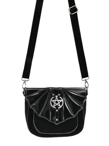 Bat pentagramme Night aile ᄄᆭpaule vinyle gothique Restyle crᄄᆭature W29IEDH