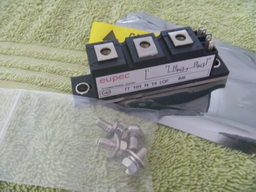 NEW MODULE  TT105N14LOF  EUPEC LOCATION M