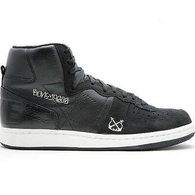 330341-001 Nike Terminator High PRM  Stussy Neighborhood - Boneyard Edition Blac