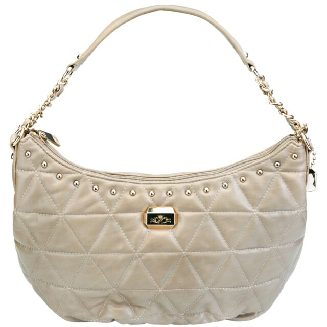 Mannequin Black Tall Handbag 10.5 Inch x 12 Inch Paris Hilton Handbags