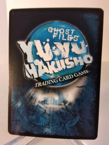 Yu Yu Hakusho TCG CCG Spirit Shield C120 1st Edition Foil Card