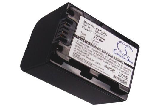 Premium Batería Para Sony Dcr-hc20e Dcr-dvd106e Hdr-cx11e Dcr-hc42e Hdr-cx6