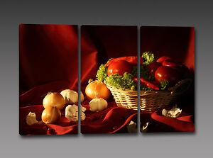 Stampe Arredo Cucina : Quadri moderni ingredienti cucina stampe su tela digitale quadro