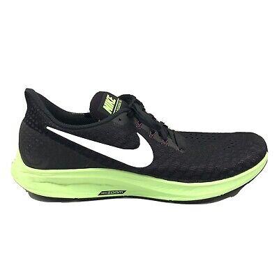 Nike Air Zoom Pegasus 35 Running Shoe Mens Size 12 Black Green Pink  942851-016 193145609471 | eBay
