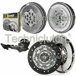 NATIONWIDE CLUTCH KIT AND LUK DMF WITH CSC FOR FORD MONDEO ESTATE 2.0 TDCI