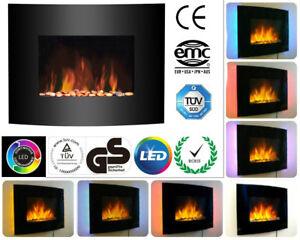 1-8-kw-2kw-LED-retroeclaire-Mural-en-Verre-Incurve-Effet-Flamme-Feu-electrique-slim