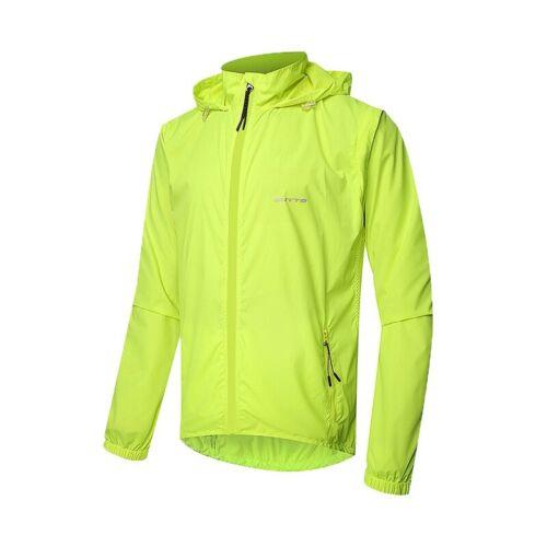 Men Cycling Jacket Summer Bright Color Sportswear New Light Rain Proof Clothing
