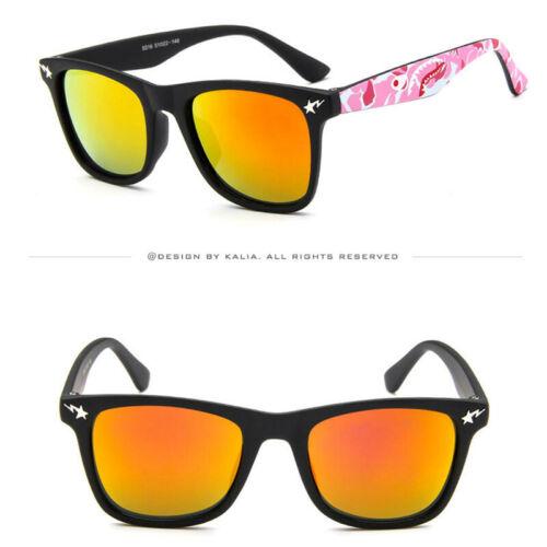 Children Kids Shark Sunglasses Boys Girls Personality Shades Outdoor Glasses