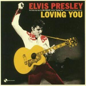 Presley-Elvis-Loving-You-180-Gram-Vinyl-Limited-Edition-New-Vinyl